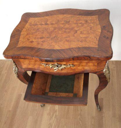 Louis XV 18th century work table